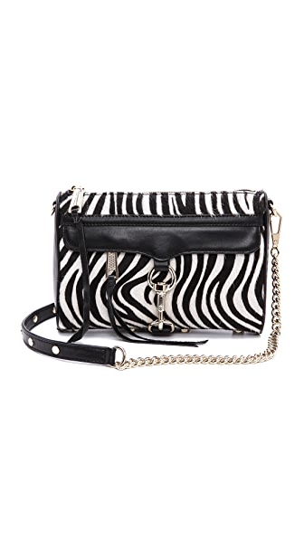 Rebecca Minkoff Mini MAC Bag with Haircalf