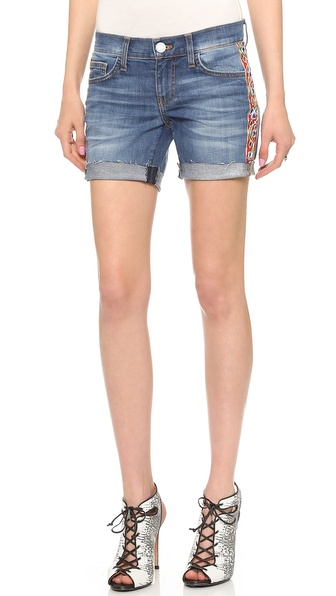 Rebecca Minkoff Mercer Ribbon Shorts