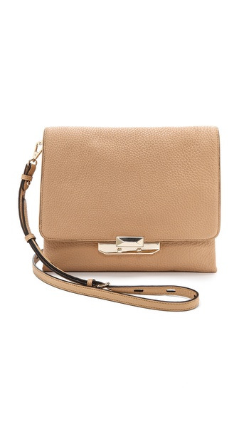 Rebecca Minkoff Flat Lock Leo Flat Cross Body Bag