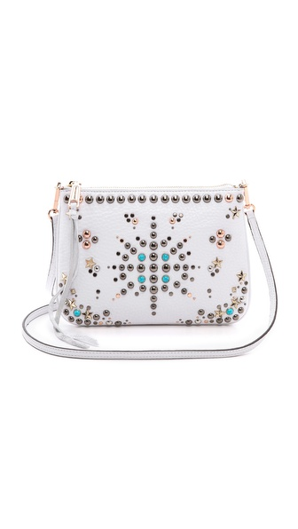 Rebecca Minkoff Austin Stud Ascher Cross Body Bag