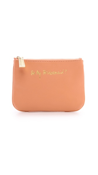 Rebecca Minkoff Be My Bridesmaid Cory Pouch