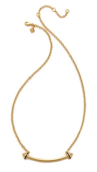 Rebecca Minkoff Bar Necklace