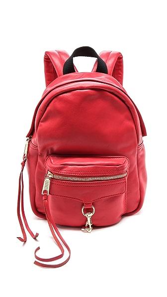 Rebecca Minkoff Rebecca Minkoff Mini MAB Backpack (Red)