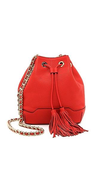 Rebecca Minkoff Rebecca Minkoff Lexi Bucket Bag (Red)