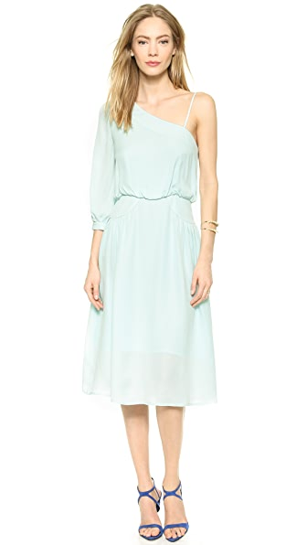 Kupi Rebecca Minkoff haljinu online i raspordaja za kupiti Rebecca Minkoff Weaver Dress Dusty Mint online