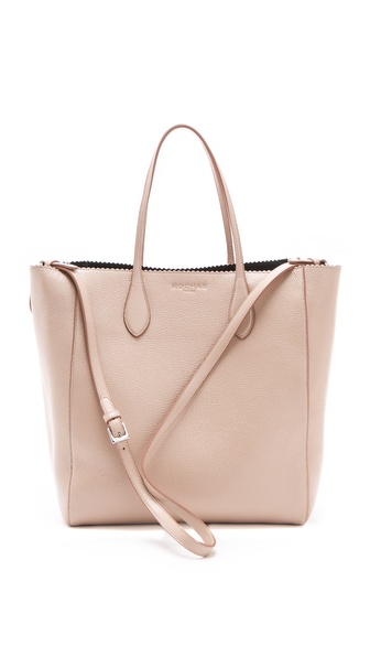 Rochas Textured Edge Tote