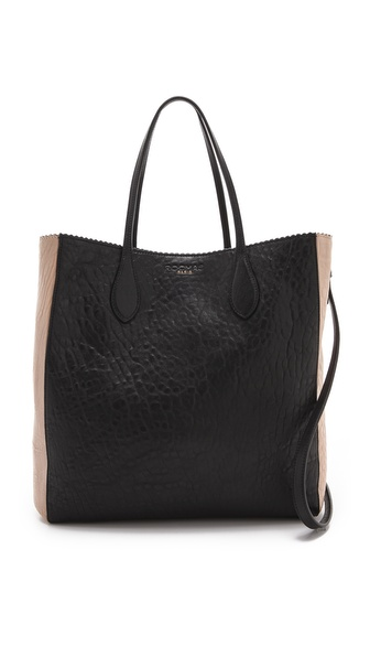 Rochas Bicolor Tote