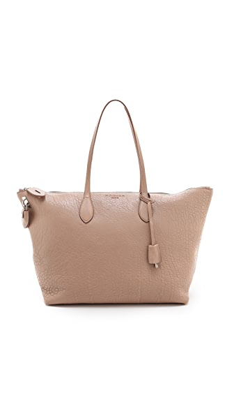 Rochas Zip Closure Tote