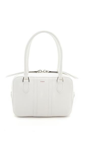Rochas Borsa Leather Handbag