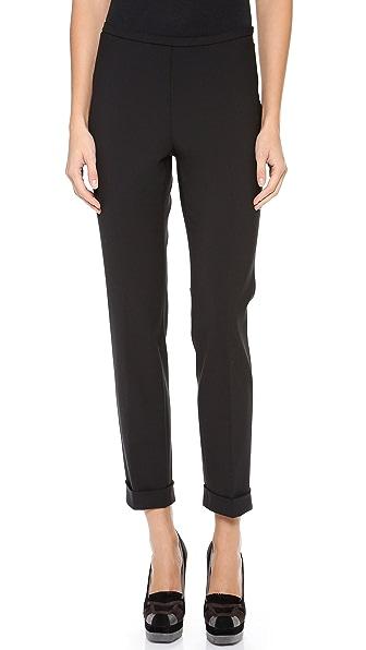 Rochas Black Pants