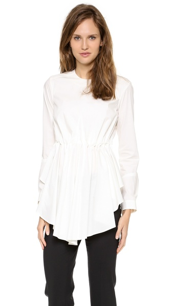 Rochas Long Sleeve Blouse