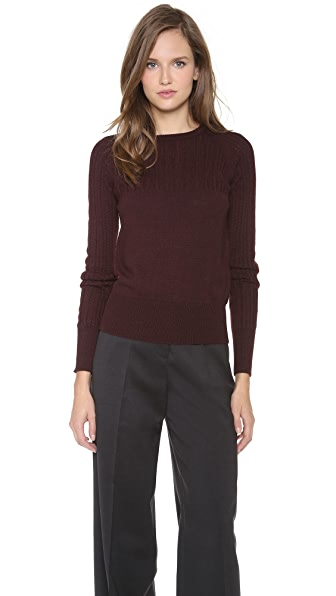 Rochas Long Sleeve Sweater