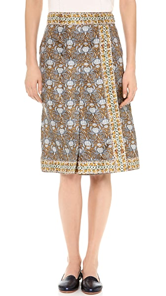 Rochas Knee Length Skirt