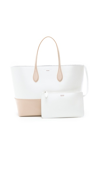Rochas Leather Rochas Tote