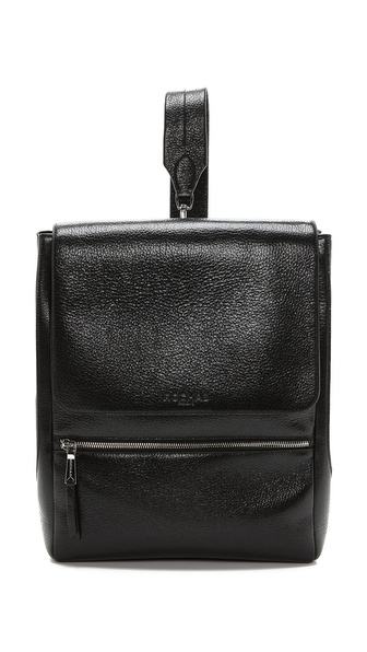 Rochas Leather Backpack