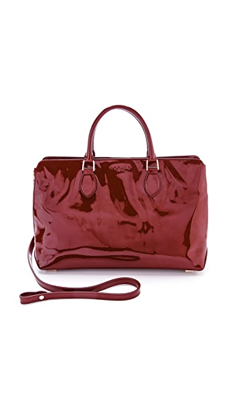 Rochas Leather Handbag