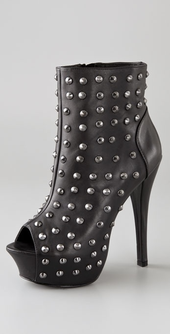 Rock & Republic Gabriel Studded Platform Booties