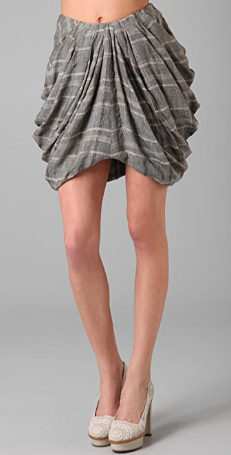 Rodarte for Opening Ceremony Draped Skirt