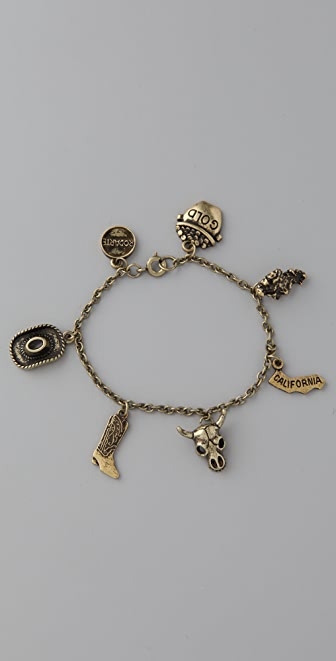 Rodarte for Opening Ceremony Charm Bracelet