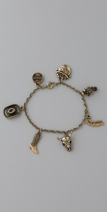 Rodarte for Opening Ceremony Charm Bracelet