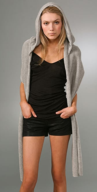 Rogan Maharatta Hooded Scarf