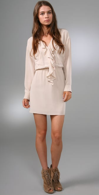 Rory Beca Claudia Ruffle Dress