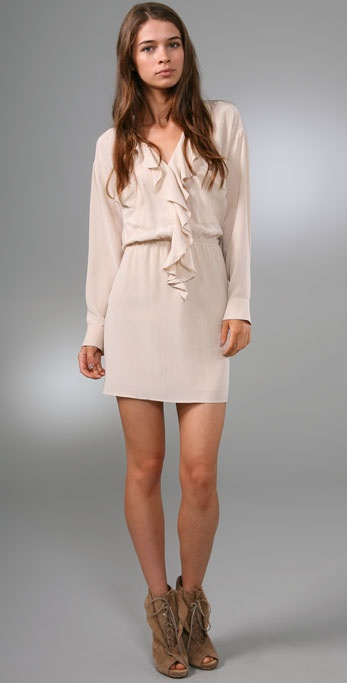Rory Beca Claudia Ruffle Dress