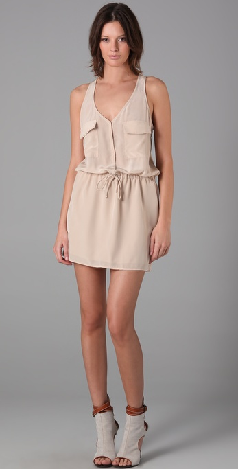 Rory Beca Matteo Drawstring Dress