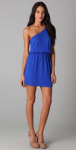 Rory Beca Tempest One Shoulder Dress