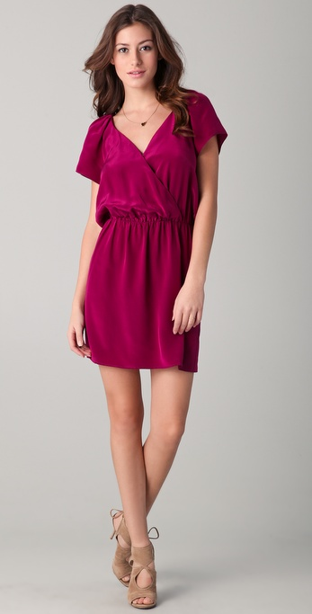 Rory Beca Ralph Wrap Dress