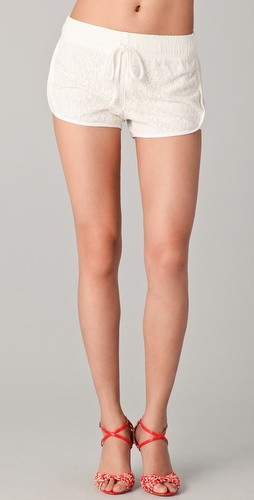 Rory Beca Orissa Lace Running Shorts