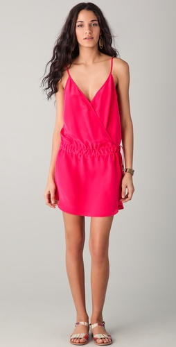 Rory Beca Lee Wrap Drawstring Dress