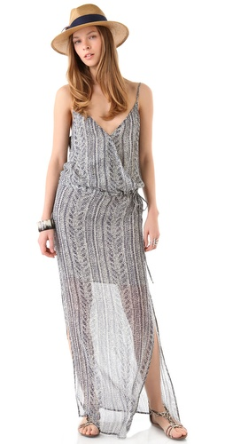 Rory Beca Calypso Wrap Gown