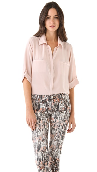Rory Beca Maverick Collared Blouse