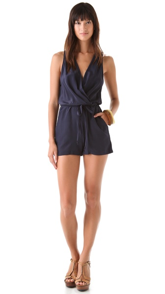 Rory Beca Jordy Wrap Romper