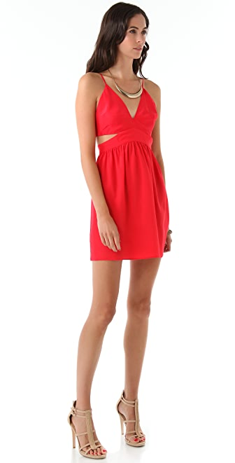 Rory Beca Kelly Peek A Boo Dress