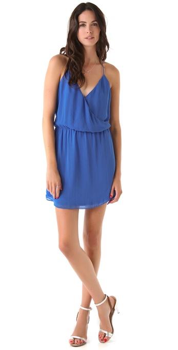 Rory Beca Bondi Basic Wrap Dress