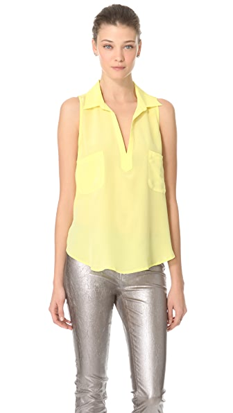 Rory Beca Dive Slouch Pocket Top