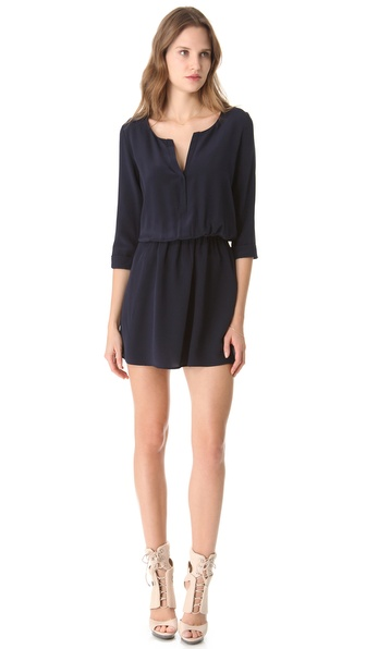 Rory Beca Ebb Henley Dress