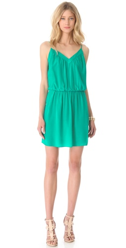 Rory Beca Bell Shirred Dress