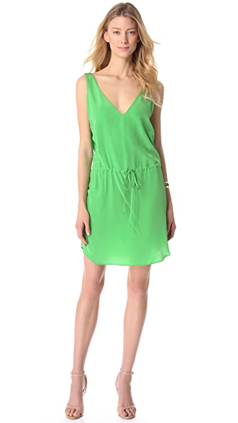Rory Beca Fiery Side Crisscross Dress