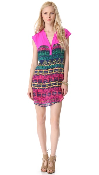 Rory Beca Kilmer Contrast Dress