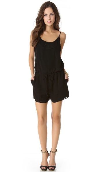 Rory Beca Crowd Cami Romper