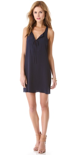 Rory Beca Sleeveless Front Tie Dress