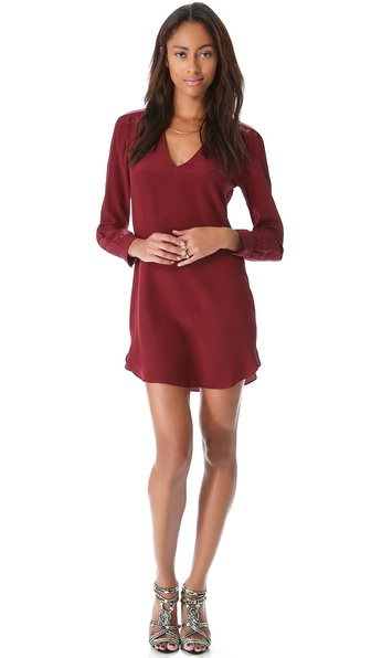 Rory Beca Jay Collar Shift Dress