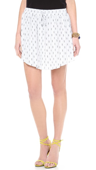 Rory Beca Drawstring Skirt