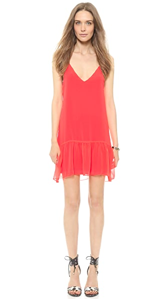 Rory Beca Danica Flounce Ruffle Dress