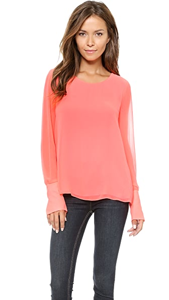 Rory Beca Sommer Open Back Blouse