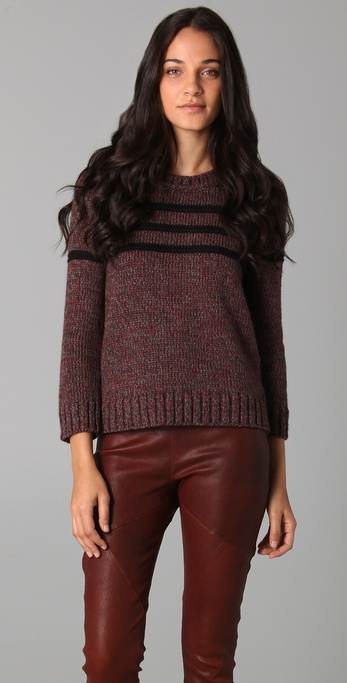 Roseanna Heaven Crew Neck Sweater