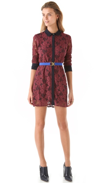 Roseanna Bobby Lace Dress